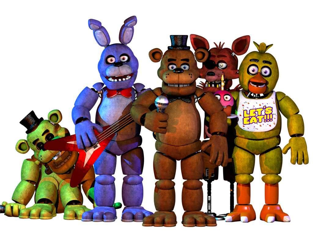 куклы-аниматроники